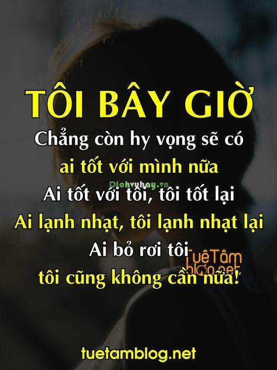 TÔI BÂY GIỜ #quotes #inspiration #lifestyle #best